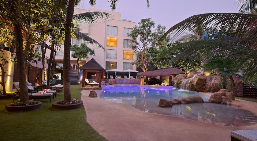 Experience Luxury In Goa At These 5 Star Hotels Near Baga Beach