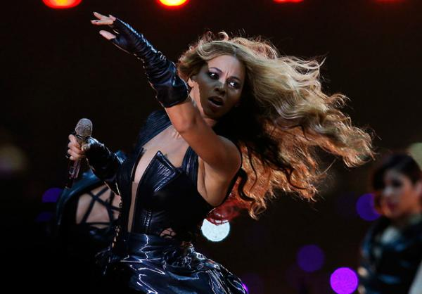 Beyonce outfits to grace Rock and Roll Hall of Fame