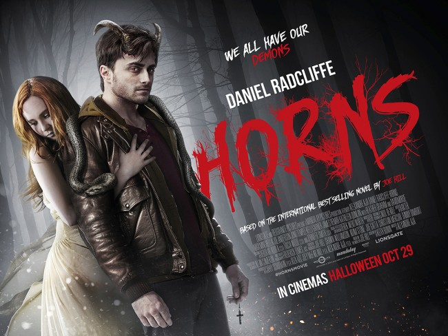 Daniel Radcliffe Is Horny In New 'Horns' Trailer