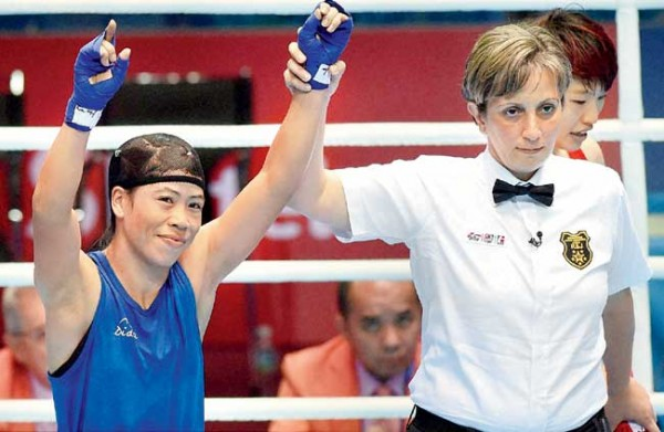 Ladies Boxers Move Into Semis, Guarantee Decorations