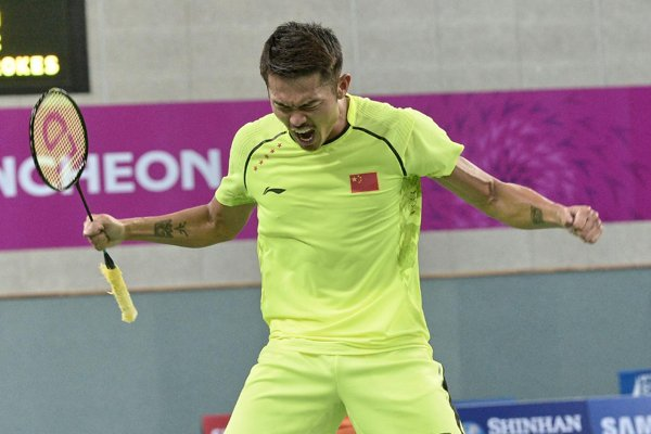 Lin Dan Smashs Lee Chong Wei's Brilliant Dreams