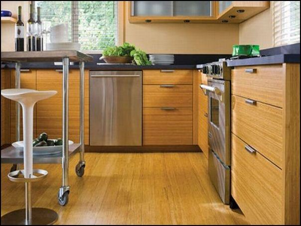 4 Types of Kitchen Flooring We Can Use