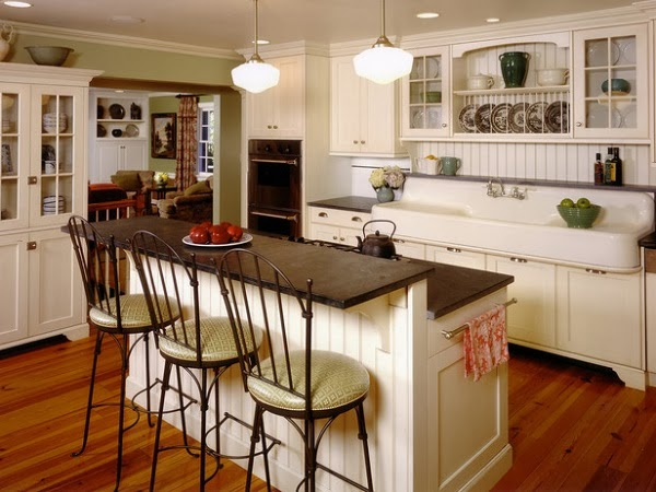 5 Kitchen Styles We Can Choose