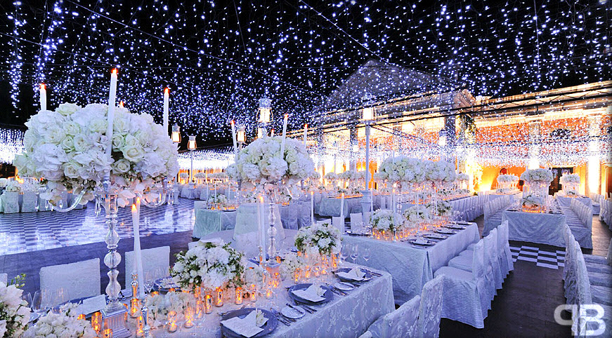 Top 10 Essentials For December Weddings