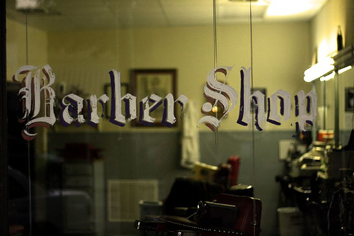 So You Want To Be A Barber?