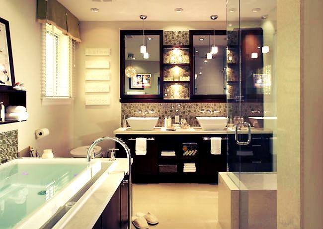 Top 5 Tips For Modern Bathroom Makeover