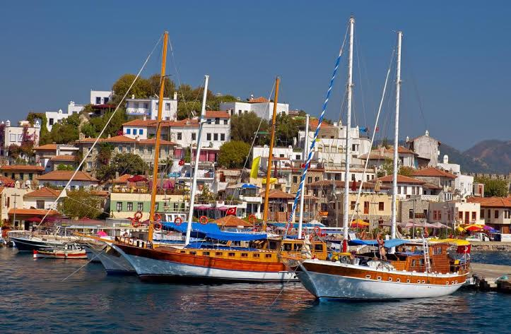 Spend A Few Days In Marmaris and Get A Fresh Lease Of Life