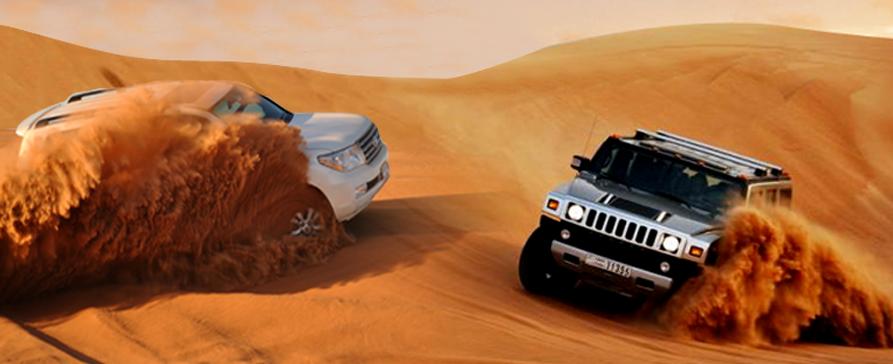 Getting An Awesome Experience With An Overnight Desert Safari Dubai