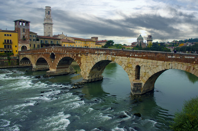 Timeline: 11 Historical Attractions In Verona