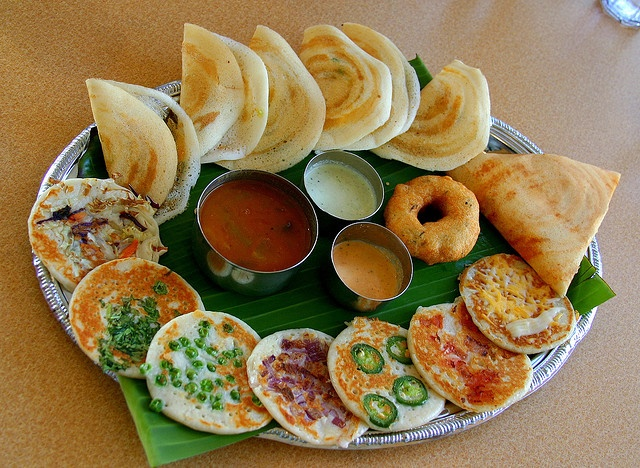 Differences Between Northern and Southern Indian Cuisine