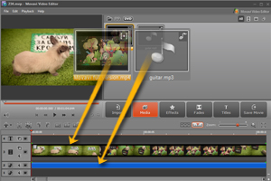 Adding Audio To Video With The Movavi Video Editor Review