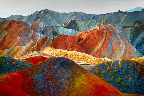 Tale Of Colours – Top 10 Destinations With Vibrant Colours