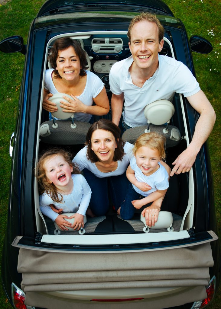 Tips For Mastering A Family Road Trip