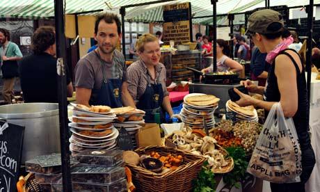 London's Best Food Street Stalls