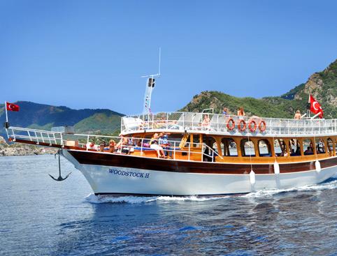 Marmaris Cruise Trips