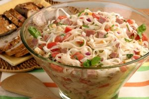 upgrated tuna salad