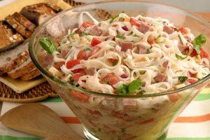 upgrated tuna salad