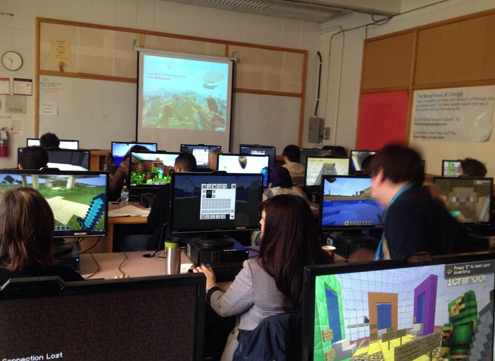 Why Does Minecraft Work As A Teaching Tool For Design?