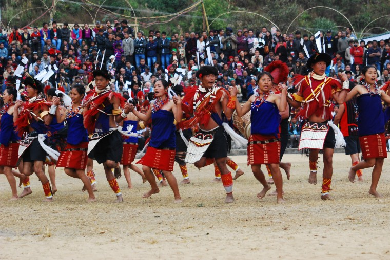 Hornbill Fest and A North East Tour This Vacation