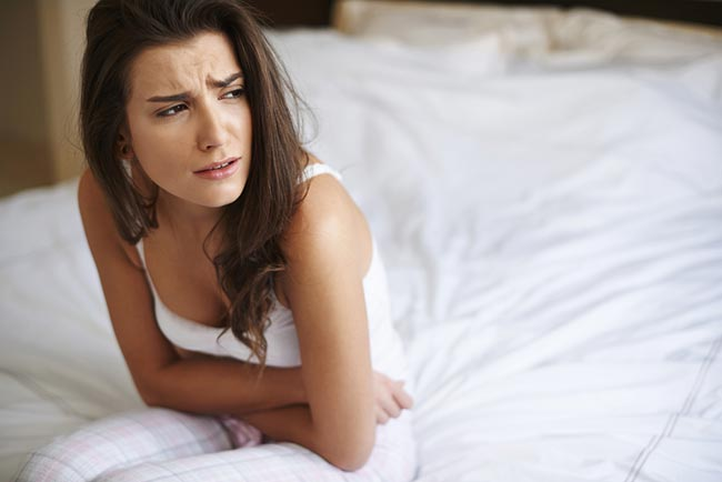 Avoid These Foods On Your Period