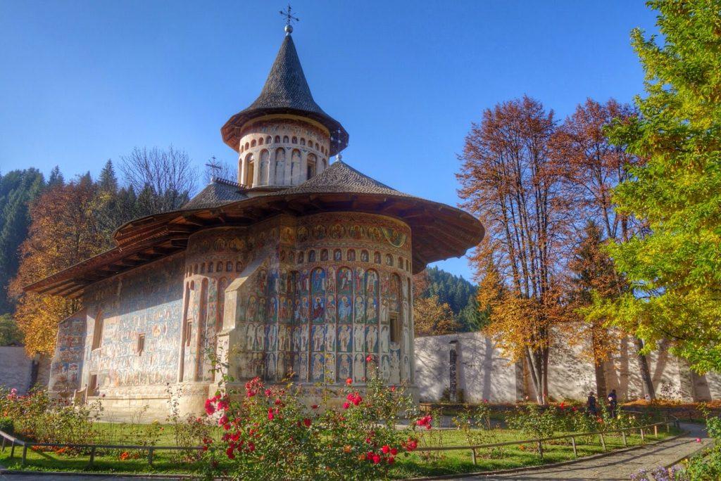 Voronet Monastery – An Artistic Mystique Of Romania