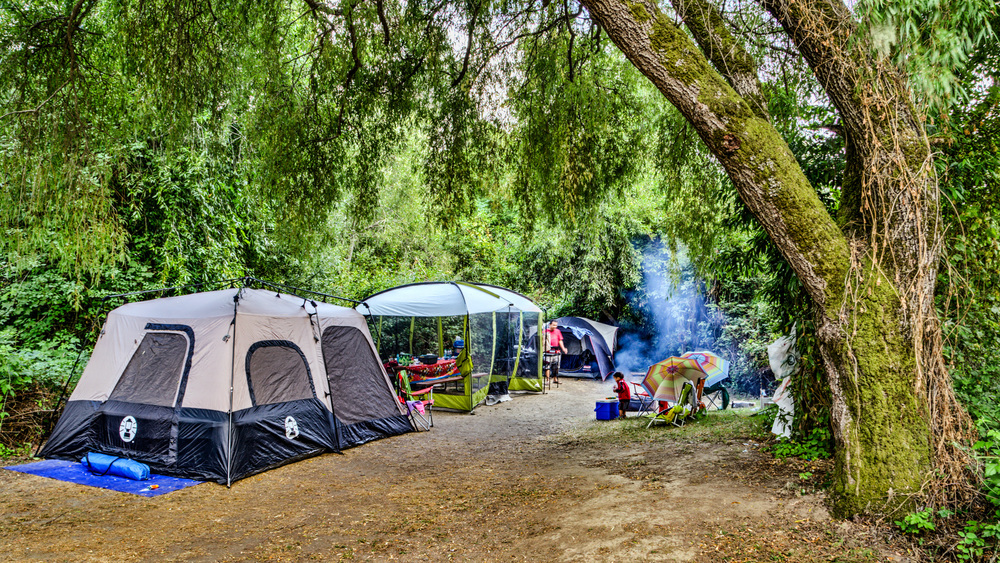 A List Of 4 Best US Places For Camping!