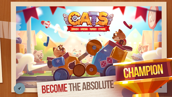 Why CATS Crash Arena Turbo Stars Is So Favorite?