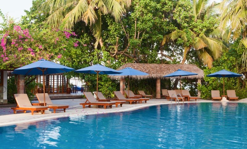 Private beach resorts in Goa