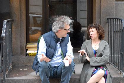 Jan Schuette Having The Great Relationship Between Actor-Director