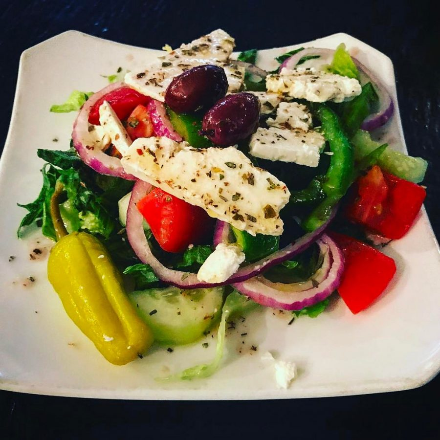 Staying Healthy With Delicious Greek Cuisine