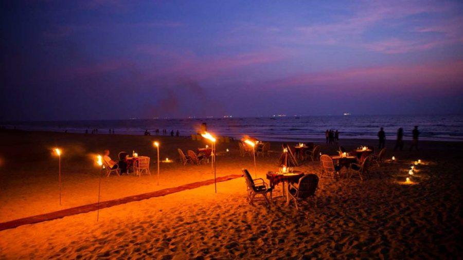 Baga Beach Where One Can Enjoy The Beach Time