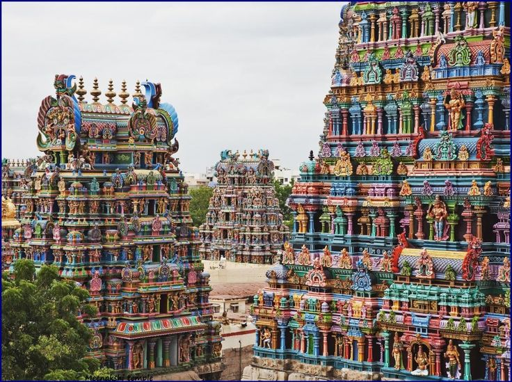 Checkout The Extraordinary Temples Of South India