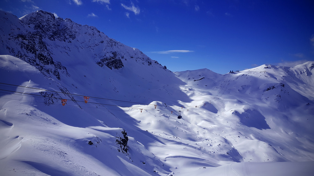 Amazing Swiss Winter 5 Spots For Skiing near Zurich