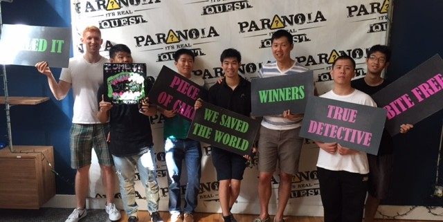 Have Great Time With Escape Rooms Game from Paranoia Quest
